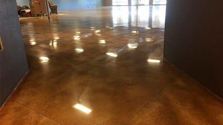 Polished Concrete