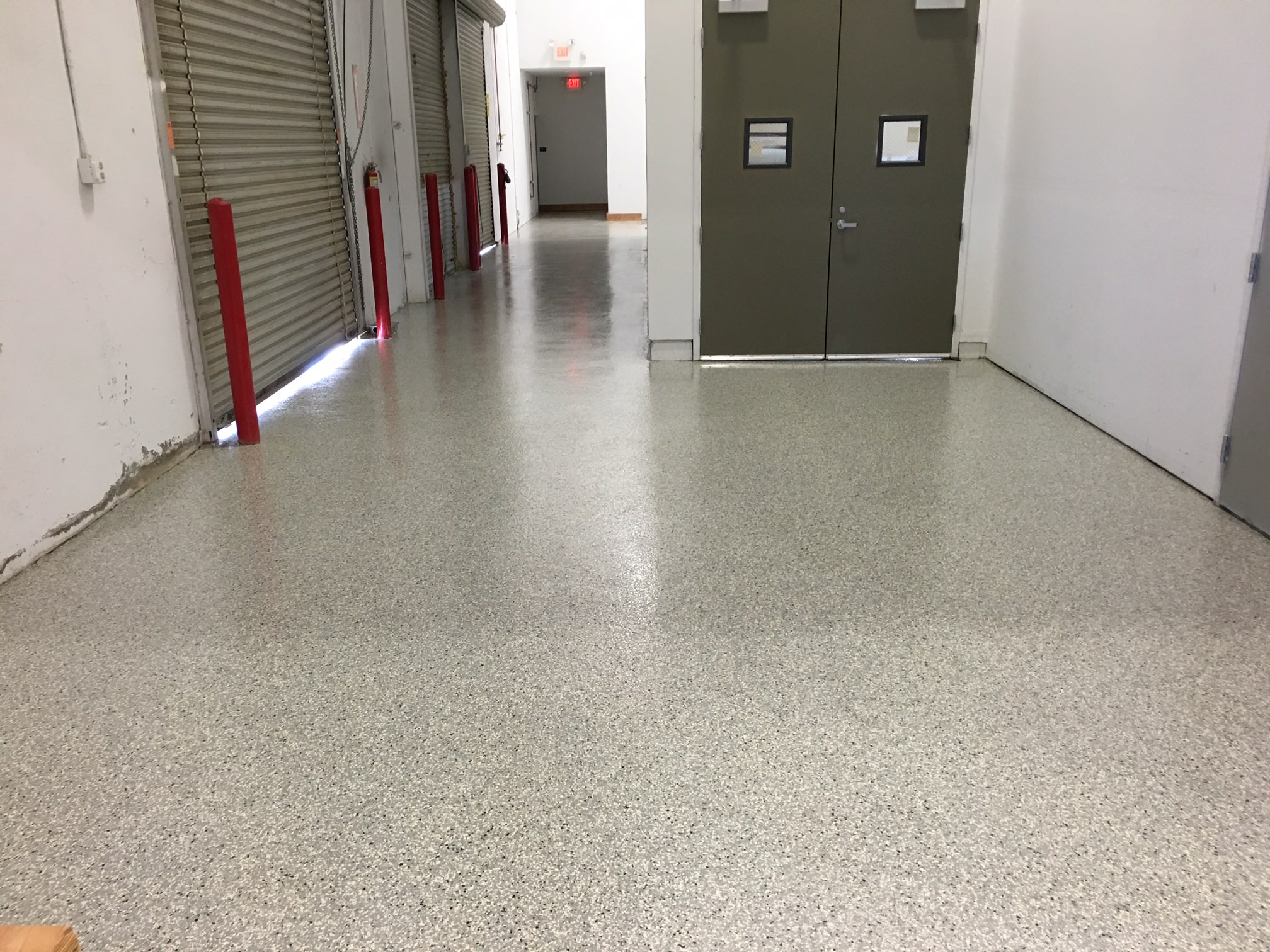Commercial epoxy flooring home flooring ideas for Epoxy flooring