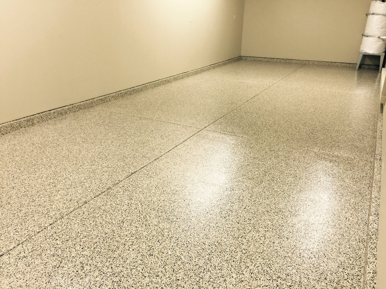 Epoxy Flooring For Garages In Sacramento Ca California