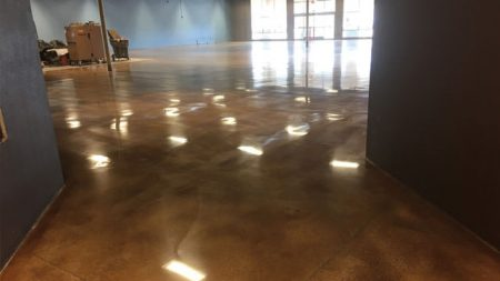 Concrete Polishing