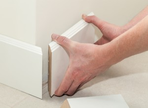 When to Install Baseboards